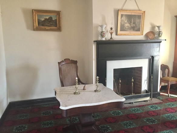 McLean House General Grant Table