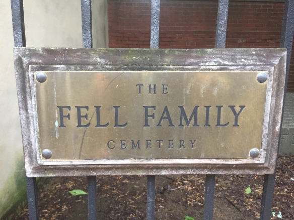 Fell Family Cemetery