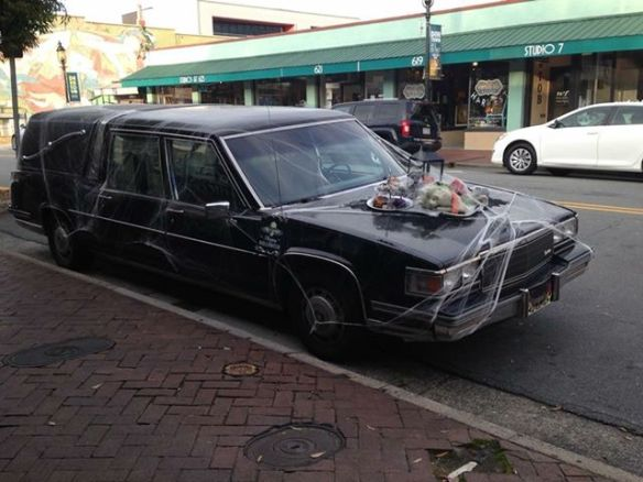 finnigan's wake hearse