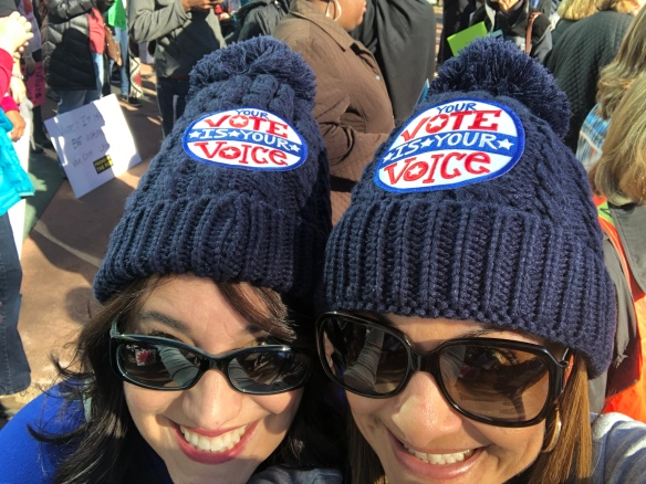 vote is voice hats